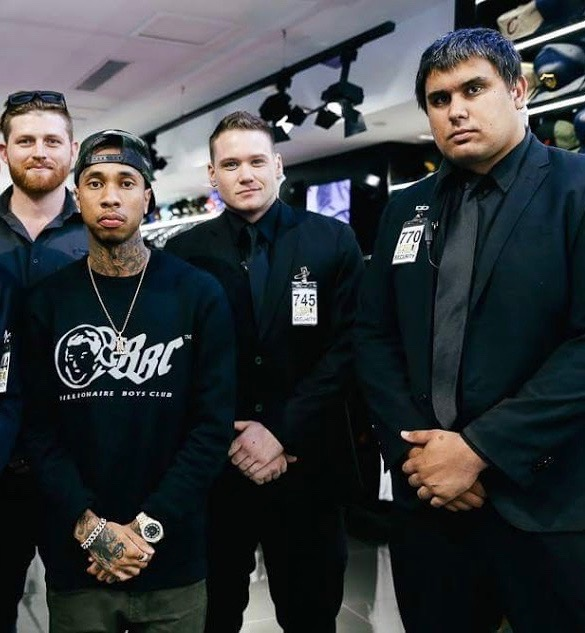 Body Guard / Personal Protection - CSO Services